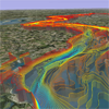 Stunning Examples of Data Visualization in Google Earth