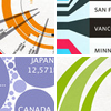 20 Inspirational Infographics 12. – 19.10.09
