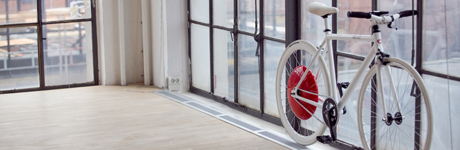 Capture Pollution, Congestion and Road Conditions with Your Bike
