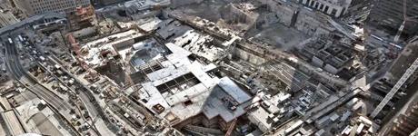 Time-lapse of Reviving Ground Zero