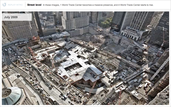 Reviving Ground Zero Street Level