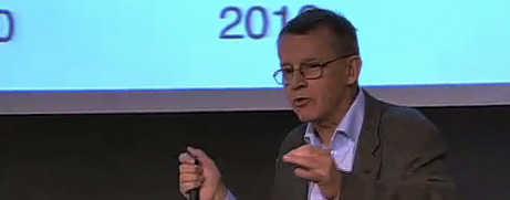 Hans Rosling at TEDxChange