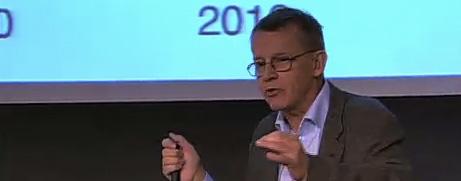 Hans Rosling at TEDxChange