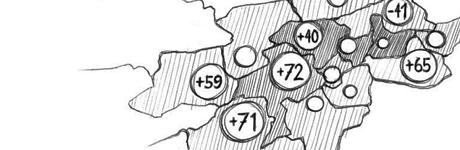 How We Visualized 4.3 Million Votes
