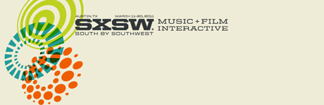 Speaking at SXSW 2011