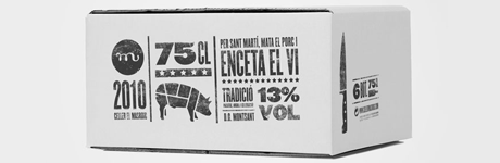 Infographic Wine Packaging