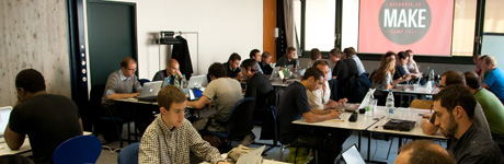 Review of Switzerland's First Open Data Camp